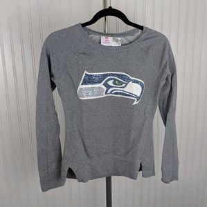 Seattle Seahawks Teen Girl Sweater